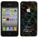 Acc. Защитная пленка для iPhone 4/4S 3D Icover Prism Pattern (IP4-SP-PM)