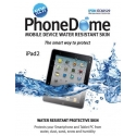 Acc. Защитная пленка для iPad 2/3/4 Waterproof Neoneco PhoneDome
