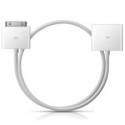 Асс. Кабель Apple Dock Extension (White) (1m)