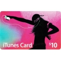 Код Apple iTunes 10$