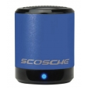 Акустика Scosche Portable Media Speaker Bluetooth (Dark Blue) (PMSBL)