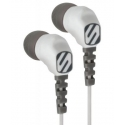 Acc. Наушники Scosche Noise Isolation Earbuds with Earhooks (HPS200WGY)
