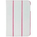 Acc. Чехол-книжка для iPad mini 1/2/3 RGBMix Stylish (Кожа) (Белый) (PMSSW)