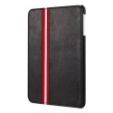 Acc. Чехол-книжка для iPad mini 1/2/3 Nextouch Bombstyle (Кожа) (Черный) (IPADMINI-LEATHER-BBL)