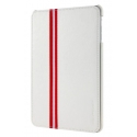 Acc. Чехол-книжка для iPad mini 1/2/3 Nextouch Bombstyle (Кожа) (Белый) (IPADMINI-LEATHER-WW)