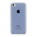Acc. �����-�������� ��� iPhone 5C Creative CASE Colorfully 0.3mm (�������) (����������) (Blue)