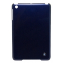 Acc. Чехол-накладка для iPad mini 1/2/3 BMW Metallic Finish (Пластик) (Синий) (BMHCMPSN)