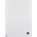 Acc. Чехол-книжка для iPad Air BMW Debossed Logo Folio (Кожа) (Белый) (BMFCD5LOW)