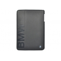Acc. Чехол-книжка для iPad mini 1/2/3 BMW Debossed Logo Folio (Кожа) (Черный) (BMFCPM2LOB)