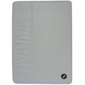 Acc. Чехол-книжка для iPad mini 1/2/3 BMW Debossed Logo Folio (Кожа) (Белый) (BMFCPM2LOW)