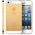 �������� Apple iPhone 5s 64Gb Gold & White (Glossy Gold, 24k Gold Edition 2014)