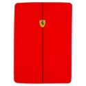 Acc. Чехол-книжка для iPad Air CG Ferrari F1 (Кожа) (Красный)