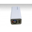 Асс.Дополнительная батарея CellularLine USB Pocket Charger 3000 mAh (White) (POCKETCHG3000)