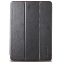 Acc. Чехол-книжка для iPad Air Verus Premium K Dandy Leather Case (Кожа) (Черный)
