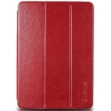 Acc. Чехол-книжка для iPad Air Verus Premium K Dandy Leather Case (Кожа) (Красный)