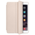 Acc. Чехол-книжка для iPad Air 2 Apple Smart Case (Кожа) (Бежевый) (MGTU2ZM/A)