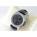 Часы Breitling for Bentley motors Steel (Replica Malaysia) (BRbmtrs)