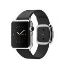 ���� Apple Watch 38mm Stainless Steel Black Modern Buckle (M) (MJYL2)