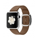 ���� Apple Watch 38mm Stainless Steel Brown Modern Buckle (MJ3A2)