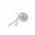 Асс. Кабель Auzer Lightning to USB (White) (1,2m) (AC-L1WH)