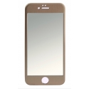 Aсc. Захисне скло для iPhone 6/6S Clear Auzer Titanium Gold (AGT-AI6G)