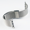 Ремешок Rock Milanese Steel 42mm Silver