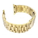 Ремешок HOCO Steel Bracelet 42mm Gold