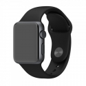 Ремешок Apple Sport Band 38/40mm Black (MJ4F2ZM/A)