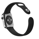 Ремешок Apple Sport Band 38mm Black (MJ4G2ZM/A)