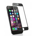 Acc. Защитное стекло для iPhone 6/6S iLera Tempered Slim 3D Glass Black (EclGl1116BI3D)