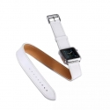 Ремешок TGM Hermes Double Tour 38/40mm White