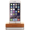 Асс. Док-станция Samdi iPhone Dock Station Silver