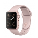 Часы Apple Watch 2 Sport 42mm Rose Gold Aluminum Pink Sand Sport Band (MQ142)