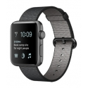 Часы Apple Watch 2 Sport 42mm Space Gray Aluminum Black Woven Nylon (MP072)