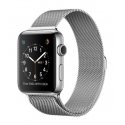 Часы Apple Watch 2 38mm Stainless Steel Milanese Loop (MNP62)