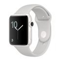 Часы Apple Watch Series 2 38mm Ceramic Edition Cloud Sport Band (MNPF2)