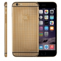 Корпус для iPhone 6S Apple Original Gold Square Edition (Black)