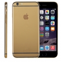 Корпус для iPhone 6S Apple Original Glossy Gold Edition (Black)