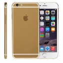 Корпус для iPhone 6S Apple Original Glossy Gold Edition (White)
