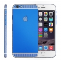 Корпус для iPhone 6 Apple Original Blue Diamond Swarovski Edition (White)