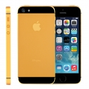 Корпус для iPhone 5 Apple Original Gold Matte (Black)