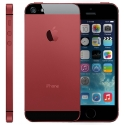 Корпус для iPhone 5S Apple Original Red Mate (Black)