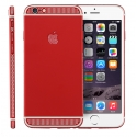 Корпус для iPhone 6 Apple Original Red Diamond Swarovski Edition (White)