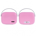 Акустика HOCO BS2 Desktop Speaker Bluetooth (Pink/White)