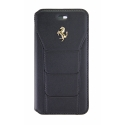 Acc. Чехол-книжка для iPhone 7/8 CG Ferrari 488 Collection (Кожа) (Черный) (FESEGFLBKP7BK)