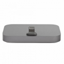 Асс. Док-станция iPhone TGM Lightning Dock Space Gray (602-00077-A)