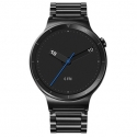 Смарт Часы HUAWEI Watch (Black Stainless Steel with Black Stainless Steel Link Band)