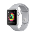 Часы Apple Watch Series 3 38mm Aluminum Fog Sport Band (MQKU2)