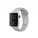 Часы Apple Watch Series 3 42mm Aluminum Fog Sport Band (MQK12)