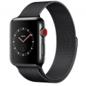 Часы Apple Watch Series 3 42mm Stainless Steel Milanese Loop (MR1L2)
